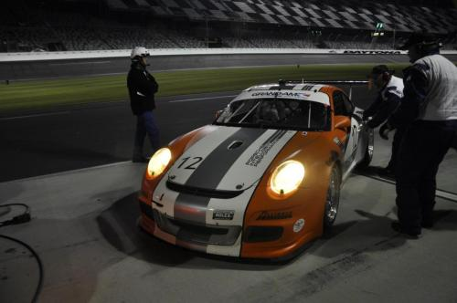 2012 Grand-Am - Daytona 24 Test