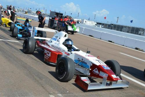 2012 USF2000 - St. Pete