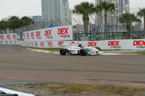2013 USF2000 - St. Pete
